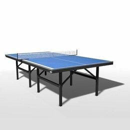 Столы - Теннисный стол wips Master полупрофессиональный, 0