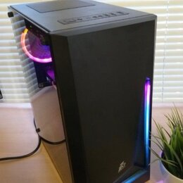 Настольные компьютеры - Игровой Ryzen 5 3500-16gb-SSD- GTX 1660ti 6gb, 0