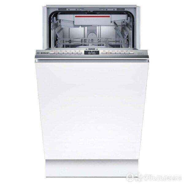 Встраиваемая посудомоечная машина Bosch SPV6HMX1MR по цене 40800₽ - Посудомоечные машины, фото 0