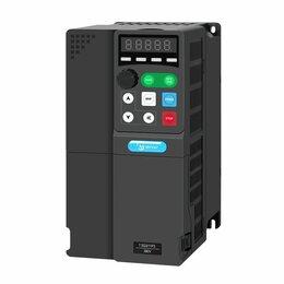 Преобразователи частоты - Частотный преобразователь 380В 7.5кВт 16А, 0