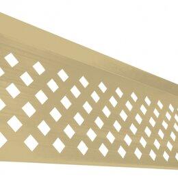 Заборчики, сетки и бордюрные ленты - GRANDLINE Полотно декоративное 360х2500 RAL 1014, 0