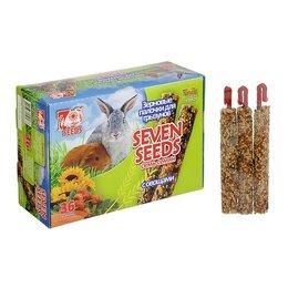 Лакомства  - Набор 'Seven Seeds' палочки для грызунов, овощи, короб, 36 шт, 814 г, 0