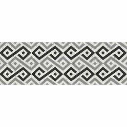 Керамическая плитка - Декор Molle black 01 30х90 (5шт), 0