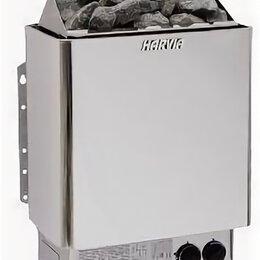 Камины и печи - Электрические печи для сауны Harvia Trendi Steel, 0