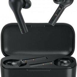 Наушники и Bluetooth-гарнитуры - Беспроводные наушники QCY-T5S TWS Smart Earbuds - черный, 0