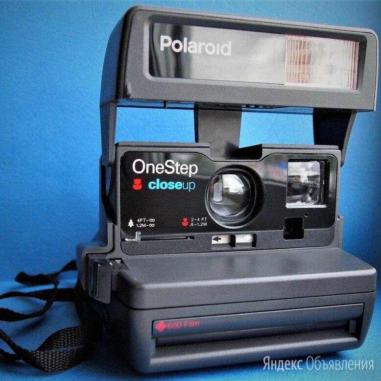 Фотокамера мгновенной печати Polaroid 636 OneStep по цене 3600₽ - Фотоаппараты моментальной печати, фото 0