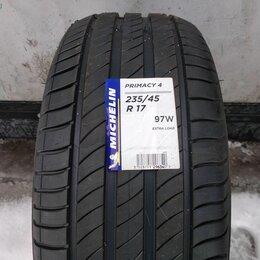 Шины, диски и комплектующие - Michelin Primacy 4 235/45r17 97w xl , 0