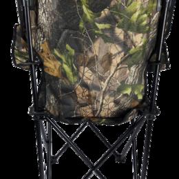 Походная мебель - Кресло складное с подлокотниками, цвет: осенний лес, р-р 54x42x43см, до 100 кг, 0
