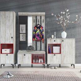 Шкафы, стенки, гарнитуры - Прихожая милан  текс, 0