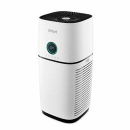 Очистители и увлажнители воздуха - Очиститель воздуха Kitfort KT-2817, 0