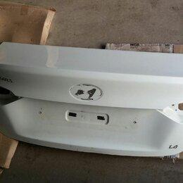 Кузовные запчасти - Крышка багажника хендай солярис 2, 0