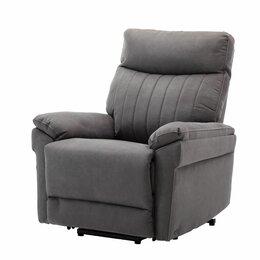 Кресла - Кресло-реклайнер DM05005 серый, 0