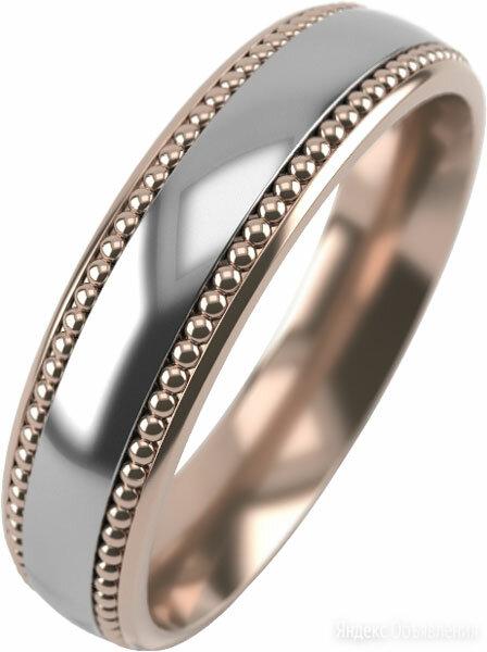 Обручальное кольцо Graf Кольцов R-5/BK_22 по цене 20700₽ - Кольца и перстни, фото 0