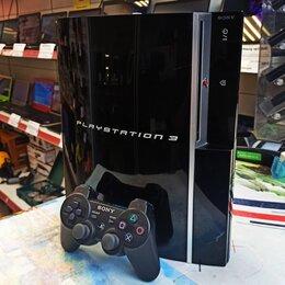 Игровые приставки - Игровая приставка Sony PlayStation 3 Fat 37Gb, 0