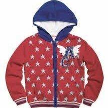 Куртки и пуховики - Pelican, куртка для девочек (7, blue), 0