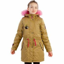 Куртки и пуховики - 121-19з БАТИК Габриэль Парка  Дев Графит  Зима, 0