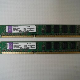 Модули памяти - Оперативная память Kingston 4GB (KVR1333D3S8N9/2G), 0