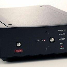 Цифро-аналоговые преобразователи - Внешний ЦАП Rega DAC-R Black, 0