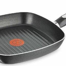 Сковороды и сотейники - Сковорода гриль TEFAL B3604082, 0