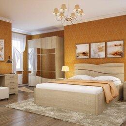 Кровати - Спальный гарнитур Сорренто-4, 0