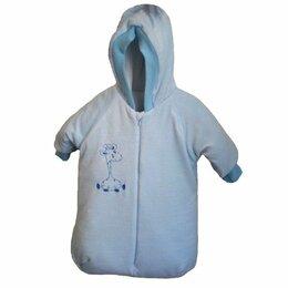 Конверты и спальные мешки - В-379М САЛЕН  Конверт  Мал Голубой  Демисезон, 0