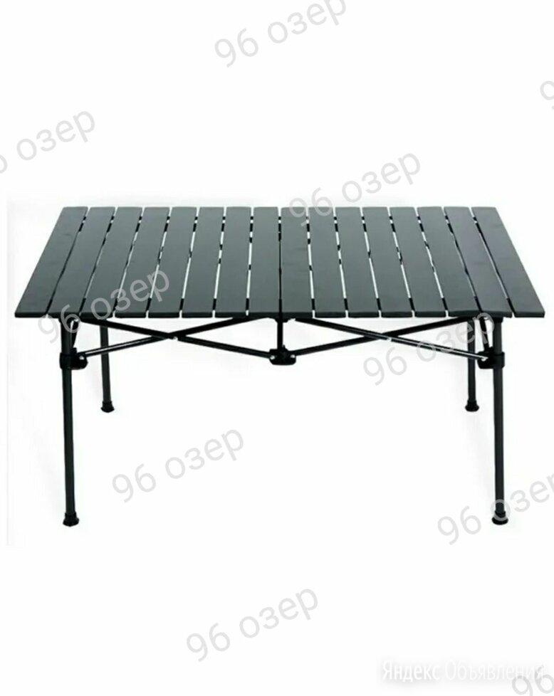 Стол реечный алюминий по цене 3999₽ - Походная мебель, фото 0