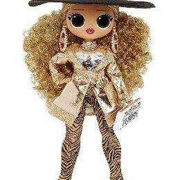 Куклы и пупсы - Кукла L.O.L. Surprise OMG 3 серия Da Boss , 0