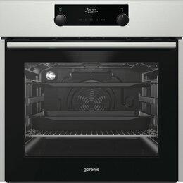 Плиты и варочные панели - Духовой шкаф электрический Gorenje BOS737E301X, 0