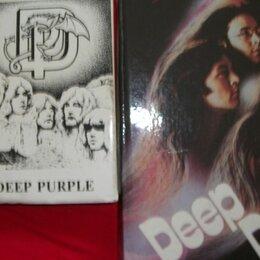 """Искусство и культура - Книги о рок-группе """"DEEP PURPLE"""" , 0"""