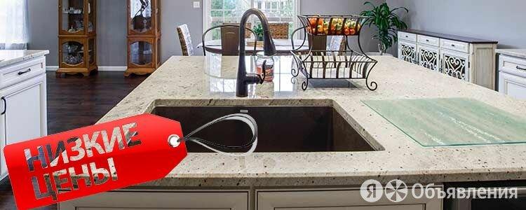 Столешницы из искусственного камня для ванны по цене 5250₽ - Дизайн, изготовление и реставрация товаров, фото 0