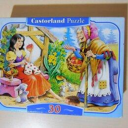 Пазлы - Польский паззл Castorland для детей из 30 деталей, 0