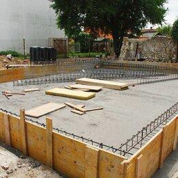 Архитектура, строительство и ремонт - Фундамент, 0
