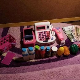 Развивающие игрушки - Кассовый аппарат игрушка, 0