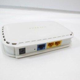 Проводные роутеры и коммутаторы - WiFi роутер NetGear N 150, 0