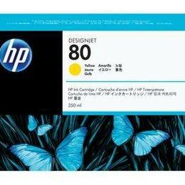 Аксессуары для принтеров и МФУ - HP C4823A  80 печатающая головка желтая (истекший срок годности), 0