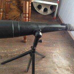 Бинокли и зрительные трубы - Зрительная Труба ZRT - 457M 30x-60x, 0