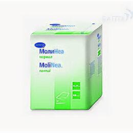 Средства для интимной гигиены - HARTMANN MOLINEA NORMAL Пеленки впитывающие 60х60 см, 80 г/м2, 30 шт. , 0