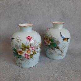 Вазы - Две вазочки Limoges, Франция, 1895 - 1900 гг, 0