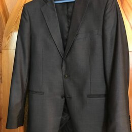 Костюмы - Классический мужской костюм (Пиджак + Брюки), 0