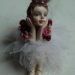 Статуэтки и фигурки - Кукла фарфоровая , Франция , Германия, 0