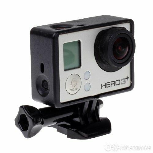 Пластиковая рамка-крепление для GoPro Hero 4 / 3 / 3+ (0036) по цене 400₽ - Аксессуары для экшн-камер, фото 0