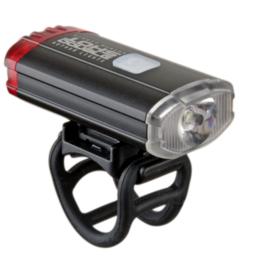 Защита и экипировка - Фара велосипедная AUTHOR 2в1, 250 люмен, Li-Ion АКБ, USB, с креплением на шлем, 0