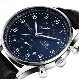 Наручные часы - Мужские часы кварцевые TSS Япония 100м (водные), 0