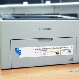 Принтеры и МФУ - Лазерный принтер Samsung ML-1641 ч/б 16ppm A4, 0