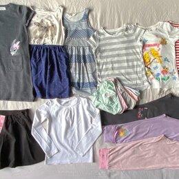 Комплекты и форма - Одежда для девочки 110-116 пакетом, 0