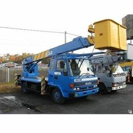 Спецтехника и навесное оборудование - Автовышка комбинированная tadano at-185 cg на шасси isuzu, 0