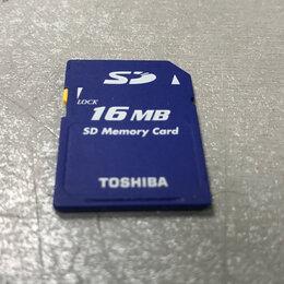 Карты памяти - SD Memory Card 16GB, 0