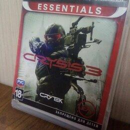 Игры для приставок и ПК - Диск PS3 Crysis 3 б/у, 0