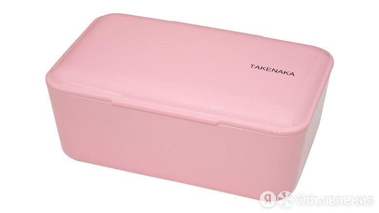 """Ланч-бокс """"TAKENAKA """" (розовый) по цене 2848₽ - Контейнеры и ланч-боксы, фото 0"""