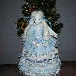 Статуэтки и фигурки - Кукла Ангел оберег дома, 0